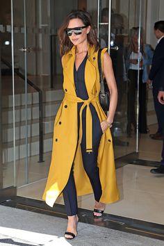 Виктория Бекхэм представила коллекцию Victoria Beckham pre-fall 2017 | Vogue | Мода | Тенденции | VOGUE