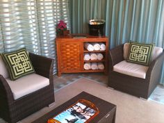 Relax in one of @Beverly Wilshire (A Four Seasons Hotel) specialty cabana packages