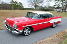 1958 Pontiac Chieftain for Sale in TAYLORSVILLE, GA | Collector Car Nation Classifieds