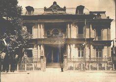 ΟΘΩΜΑΝΙΚΗ ΤΡΑΠΕΖΑ. ΣΤΗΝ ΣΥΜΒΟΛΗ ΤΩΝ ΟΔΩΝ ΦΡΑΓΚΩΝ ΚΑΙ ΛΕΟΝΤΟΣ ΣΟΦΟΥ. ΧΤΙΣΤΗΚΕ ΤΟ 1840 ΣΑΝ ΚΑΤΟΙΚΙΑ ΤΟΥ JAKE ABBOTT. ΣΗΜΕΡΑ ΛΕΙΤΟΥΡΓΕΙ ΣΑΝ ΩΔΕΙΟ Thessaloniki, Ottoman Empire, Sufi, Old Photos, Egyptian, Istanbul, Medieval, Greece, The Past