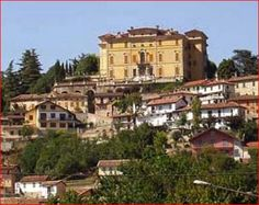 Castle of Canelli