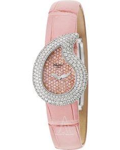 Chopard Watches Women's Casmir Pink Diamonds Watch 436700-1014