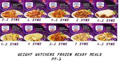 33 trendy weight watchers wraps slimming world Slimming World Syns List, Slimming World Syn Values, Slimming World Free, Slimming World Dinners, Slimming World Recipes Syn Free, Slimming Eats, Weight Watchers Ready Meals, Syn Free Food, Syn Free Snacks