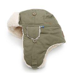 Kid's Heater Hat – pomme