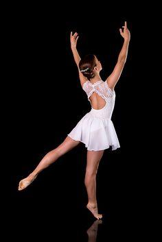 Slow Modern Dress - Miracle Dance Costume - Lyrical Dress