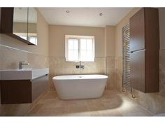 A local property developer used our Premium Classic Travertine in the bathrooms of their latest properties.