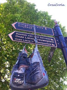 CreaCrola-tasjes, I was here: Maastricht!