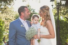 Adorable family shot- Mitheo Events | Concept Events Styling