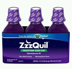 8 Best Zzzquil Sleeplovers At Influenster Images Sleep Better
