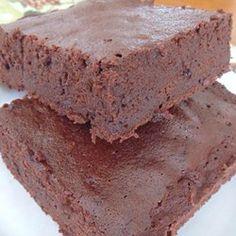 Dark Guinness(R) Brownies Recipe