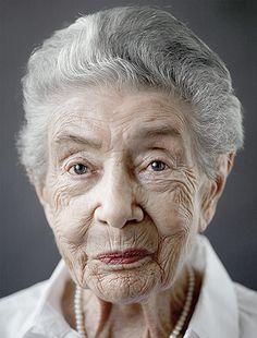 Credit: Karsten Thormaehlen Margarethe Deichmann Older people today havebetter medical treatment, housin...