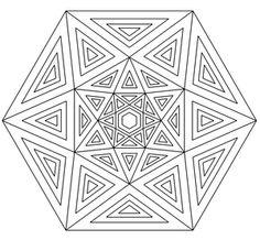 Kleurplaat Pandora_geometry_coloring_pages.jpg