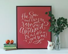 Johnny Appleseed Canvas