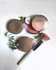 100% pure blush complement olive skin tone 100 percent pure chiffon pretty naked mauvette fruit pigmented