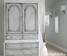furniture painted with annie sloan paint | ... around my house paint brush in hand wondering what i could paint i