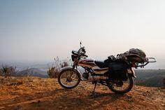 I'm Riding A $450 Motorcycle Across Vietnam