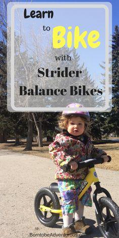 Strider Bike Balance