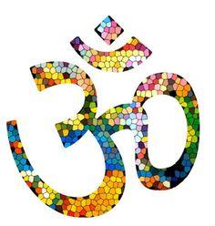 Om Aum Namaste Yoga Symbol posters | Namaste yoga, Om and Namaste