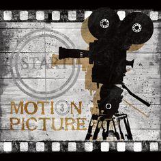 Motion Picture Lámina