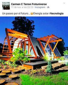 Energía solar #tecnologia