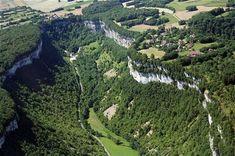 Reculee De Baume Les Messieurs Baume Les Messieurs Paysage France Jura Tourisme