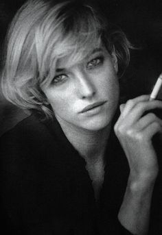 pinterest.com/fra411 #photo #portrait - Tatjana Patitz by Lindbergh - 1990