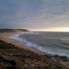 #ocean #coast #portugal #endoftheday #beautifull