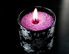 Lavender Candle by Candle Craft on myMzone