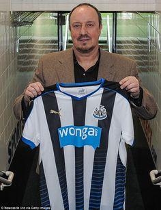 BREAKING: Newcastle United sack Steve McClaren, Benitez set to replace him Newcastle Shirt, Newcastle United Football, St James' Park, 21st Century Skills, Sunderland, Black N White, Football Team, Premier League, Liverpool