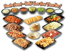 Taco bar ideas cinco-de-mayo-its-my-birthday-yo-ideas Burrito Bar, Taco Bar, Ideas Party, Party Time, Tapas, Cooking For A Crowd, Food Stations, Mexican Party, Cinco De Mayo
