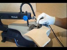 Video teste da serra tico tico de bancada