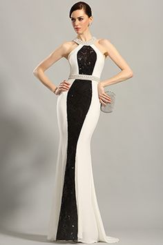 USD 99.99] eDressit Cap Sleeves Black Evening Gown Formal Dress ...