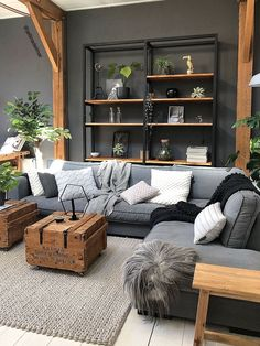 Incredibly Awesome A warm, cosy and inviting neutral living room, Check more at. - Incredibly Awesome A warm, cosy and inviting neutral living room, Check more at - Living Room Grey, Home Living Room, Interior Design Living Room, Living Room Designs, Cosy Living Room Warm, Hall Interior, Neutral Living Rooms, Living Room Styles, Design Room