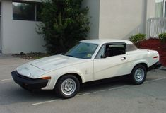 "1978–1981 A more powerful V8-engined version of the TR7 was planned in the early stages of the TR7's development, a prototype being produced in 1972. However, British Leyland's financial state, labour problems and lack of engines, as MG and Range Rover had first priority, delayed the project. ²These ""anonymous"" TR8s (no identifying badges, and all coupes) were evaluated for British Leyland by various dealers and then sold off as used cars."
