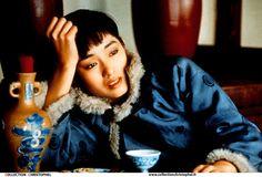 Raise the Red Lantern. Gong Li.