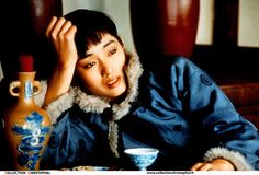 Raise the Red Lantern. Gong Li.