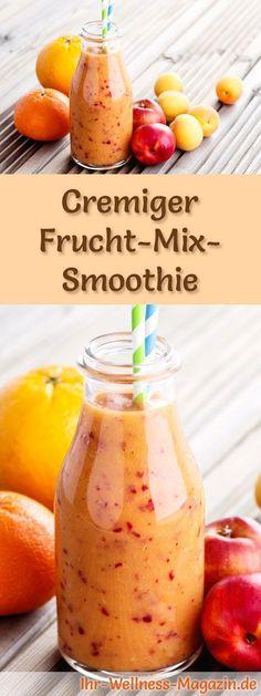 erdbeer melonen smoothie gesundes rezept zum abnehmen smoothie rezepte zum abnehmen. Black Bedroom Furniture Sets. Home Design Ideas
