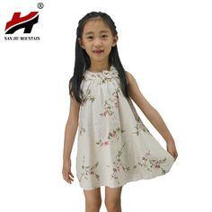 35dbad965 2017 Verano Europa Y Los Estados Unidos Nuevas Ventas Calientes Ropa de  Niñas Transpirable ropa Para Niños
