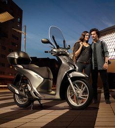 Honda SH 125i Scoopy: Cómo me gusta