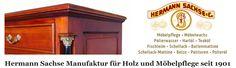 www.hermann-sachse.de die Manufaktur für Holz und Möbelpflege in Berlin