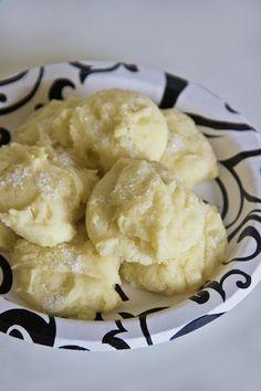 delicious  healthy lemon cookies