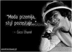 Moda przemija... Coco Chanel, Women, Outfit, Outfits, Kleding, Clothes, Woman