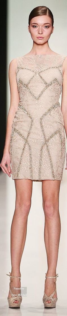 Tony Ward Fall Winter 2015 Moscow