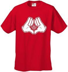Diamond Cartoon Hands Men's T-Shirt #1452 (Mens XXXX-Large, Red) Bewild http://www.amazon.com/dp/B00DQSK41I/ref=cm_sw_r_pi_dp_B59wwb0RTZAZ0