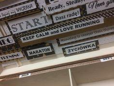 Motywacyjne hasła biegaczki :)