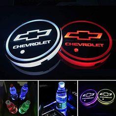Led Car Logo Cup Lights up Holder--USB Charging 7 Colors Changing — InnovDeals Logo Led, Kangoo Camper, Lead Change, Cup Logo, Bmw Autos, Cup Coaster, Accessoires Iphone, Pt Cruiser, Car Gadgets