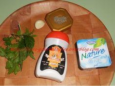 Sauce blanche pour kebab