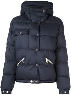 MONCLER 'Aretusa' Padded Jacket. #moncler #cloth #short down coats
