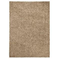 Threshold Tan shag rug - 6.6 x 10 - Target - $200