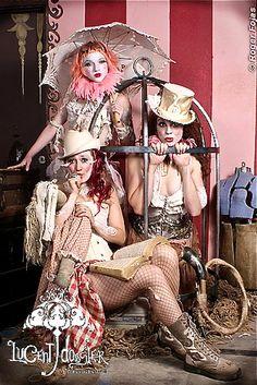 Burlesque Vaudeville   Lucent Dossier